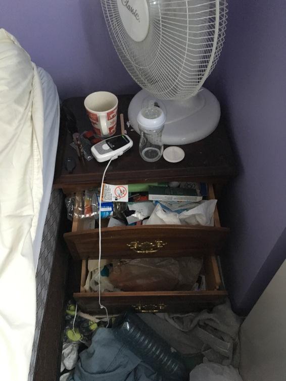 My nightstand